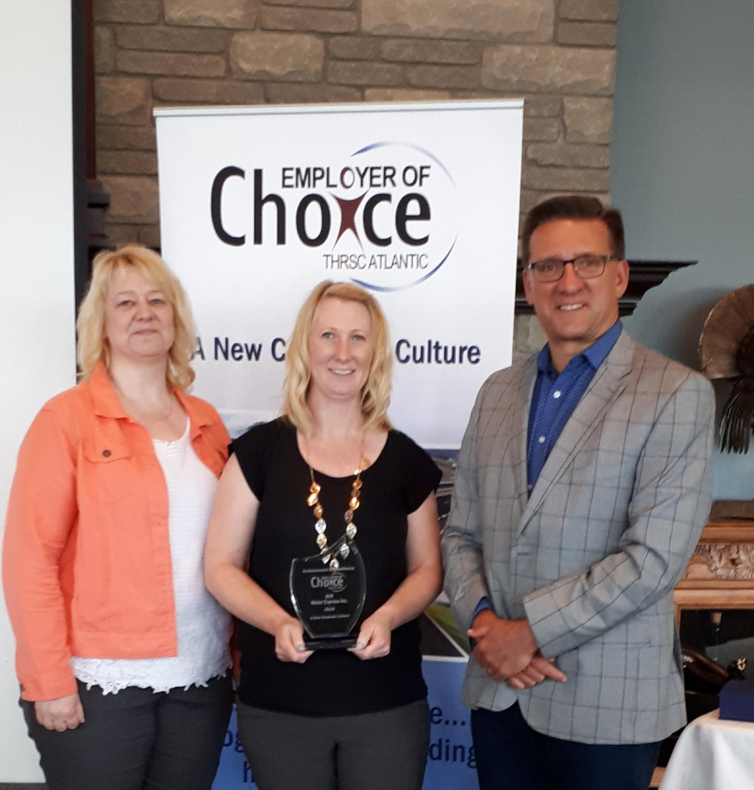 Employer of Choice Award 2019